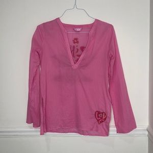 Victoria's Secret Pink Swimsuit Cover Up S